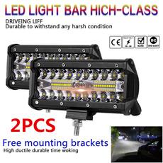 ledworklight, Lighting, drivingbulb, worklightbar