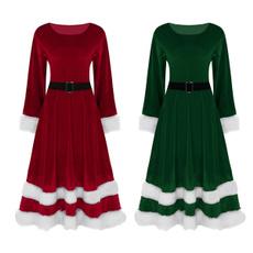 Plus Size, Long Sleeve, plus size dress, Dress