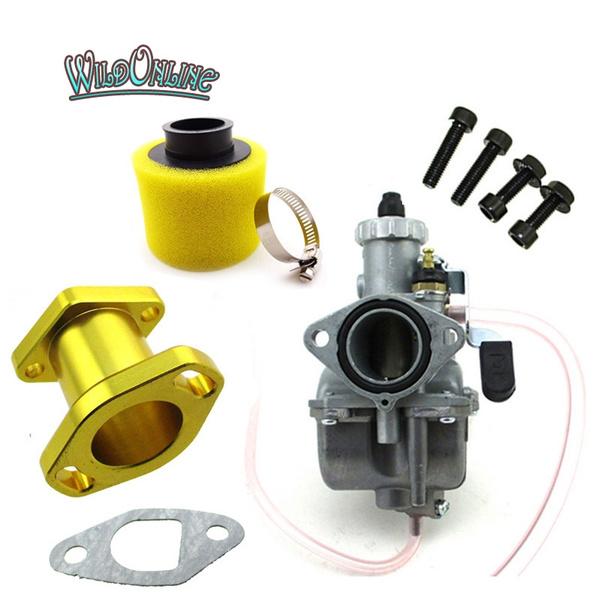 VM22-3847 Carburetor For GX200 196cc Clones Engine Predator 212cc Go Kart Bike