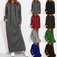 Plus Size, tunic, Sleeve, kaftan