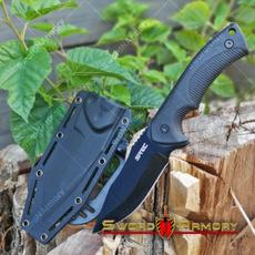 Blade, Hunting, camping, fixedbladeknifewithsheath