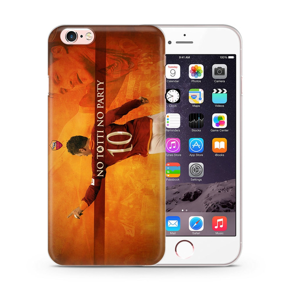cover totti iphone