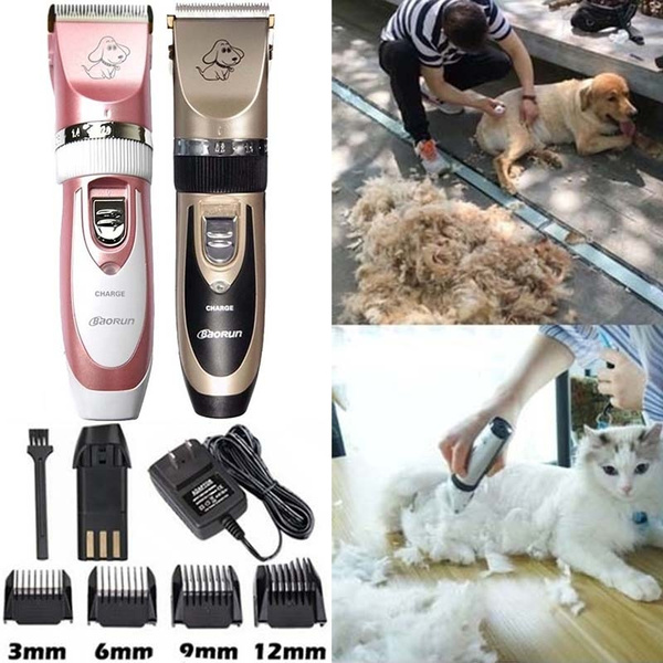 petclipper, Rechargeable, Electric, pethairtrimmer