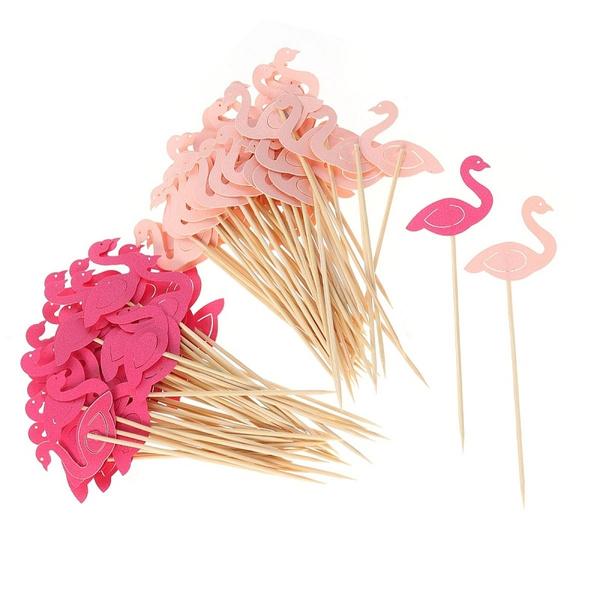 Chic, decoration, Decor, flamingo