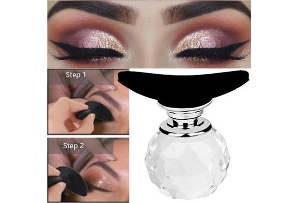 Eye Stamp Glittering Eyeshadow To Seal Lazy Eyeshadow Wear Tool Eyeshadow Seal Easy To Use Eye Shadow Beauty Essentials