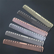 Steel, hairmassagebrush, barberscombset, Stainless Steel