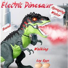 Toy, dinosaurtoy, Christmas, simulationdinosaur