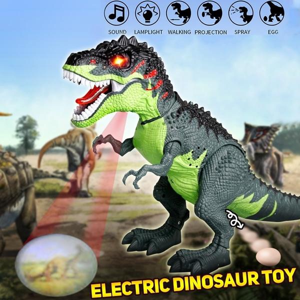 Toy, dinosaurtoy, Electric, simulationdinosaur