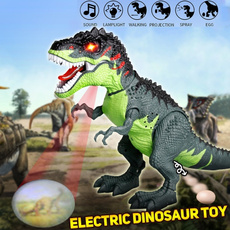 Toy, dinosaurtoy, Electric, simulationdinosaur