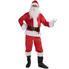Cosplay, Christmas, santaclauscostume, santaclauscosplay
