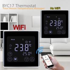 thermostatcontrol, touchcontrol, thermostat, electricheatingequipment