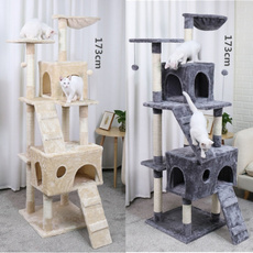 cathouse, cattoy, Toy, catclimbingframe