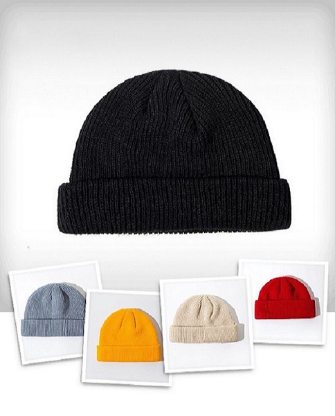 Cotton, Warm Hat, Beanie, Outdoor
