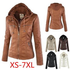 fur coat, hooded sweater, Winter Coat Women, Women's Fashion