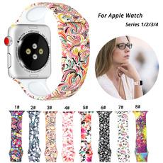 Bracelet, applewatch, Wristbands, printed