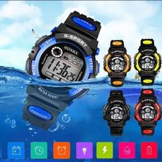 Night Light, Waterproof, Watch, wristwatch