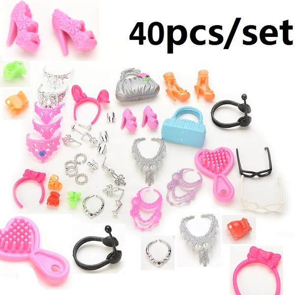pretendplayaccessorie, dollaccessoriesbag, accessoriesforbarbie, Barbie