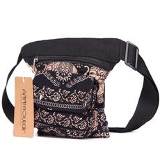 canvaswaistbag, Women, Fashion Accessory, Adjustable