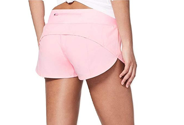 Lululemon Run Speed Up Short Miami Pink 10 Wish
