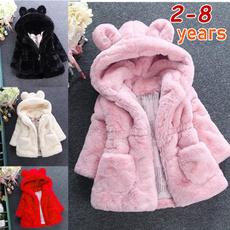 Casual Jackets, Fashion, fur, Winter