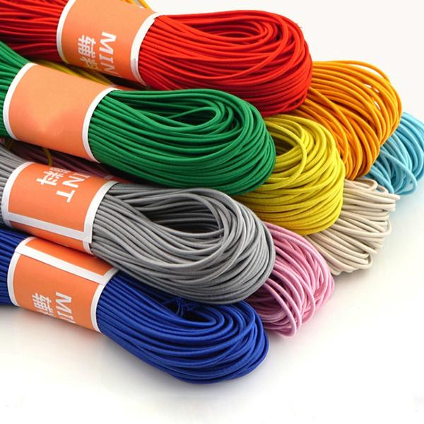 roundelasticcord, elastictrim, handmademaskmaterial, stretchytrim