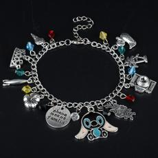 Charm Bracelet, Kawaii, Jewelry, Family