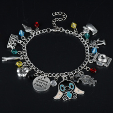 Charm Bracelet, Kawaii, Jewelry, Family