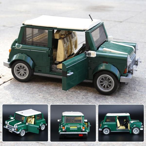 Mini, toycarmodel, lepin, Gifts