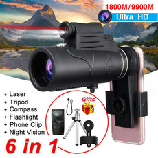Flashlight, Outdoor, huntingbinocular, Telescope