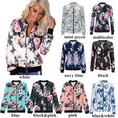 Fashion, Floral print, Coat, Celebrity
