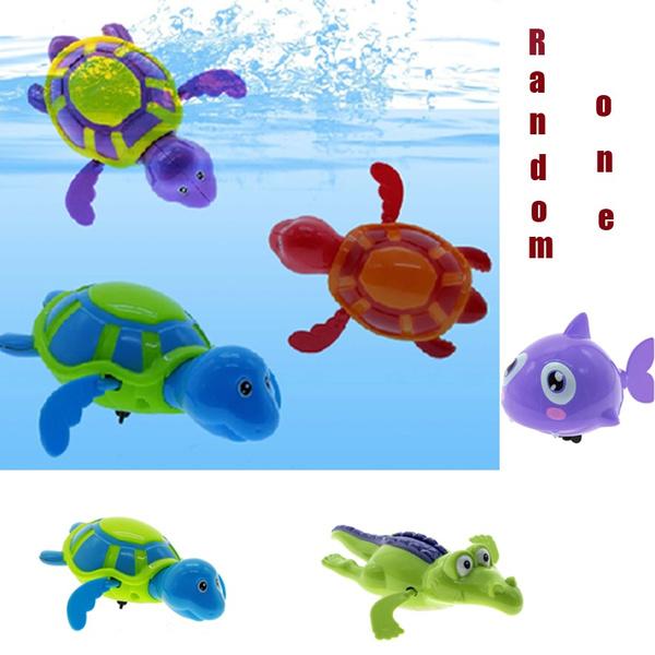 Turtle, cute, Bathing, Toy