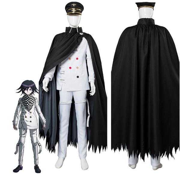 Danganronpa V3:Killing Harmony Ouma Kokichi Uniform Cosplay Costume Outfit