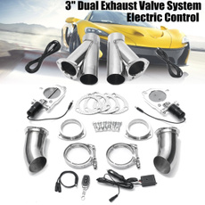 exhaust, catback, Remote, downpipesystem