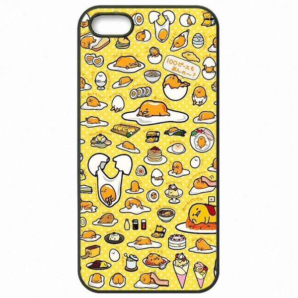 innovative design 8e63a a722e Japanese Cute Cartoon Lazy Egg Gudetama Samsung Edge Case / Phone Case
