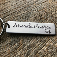 Steel, Key Chain, Gifts, girlfriendkeychain