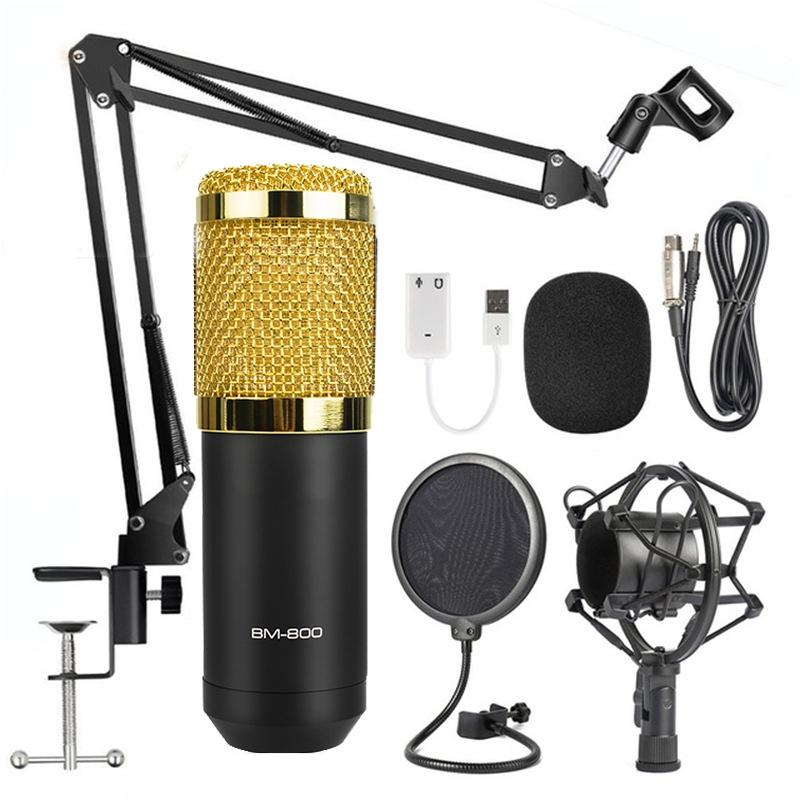 Профессиональный конденсаторный микрофон