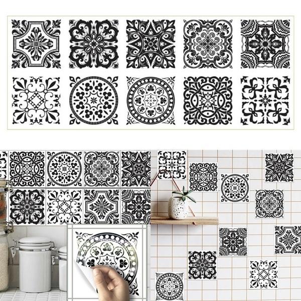 Wall Art, Home Decor, Waterproof, Porcelain