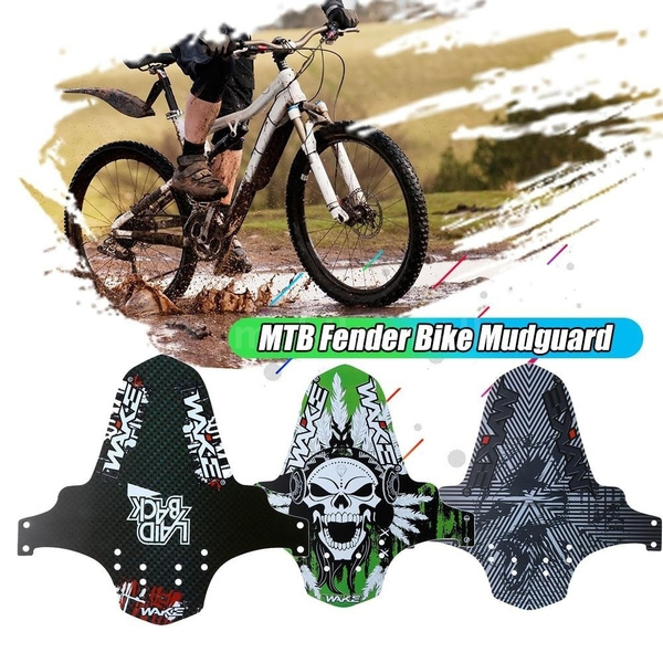 MTB Bike Front Fender Flectional Mudguard Mountain Bicycle Road Portable