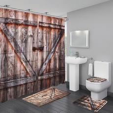 bathroomaccessarie, Bathroom, Door, Vintage