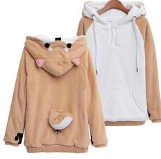 Kawaii, cute, Casual Hoodie, hooded