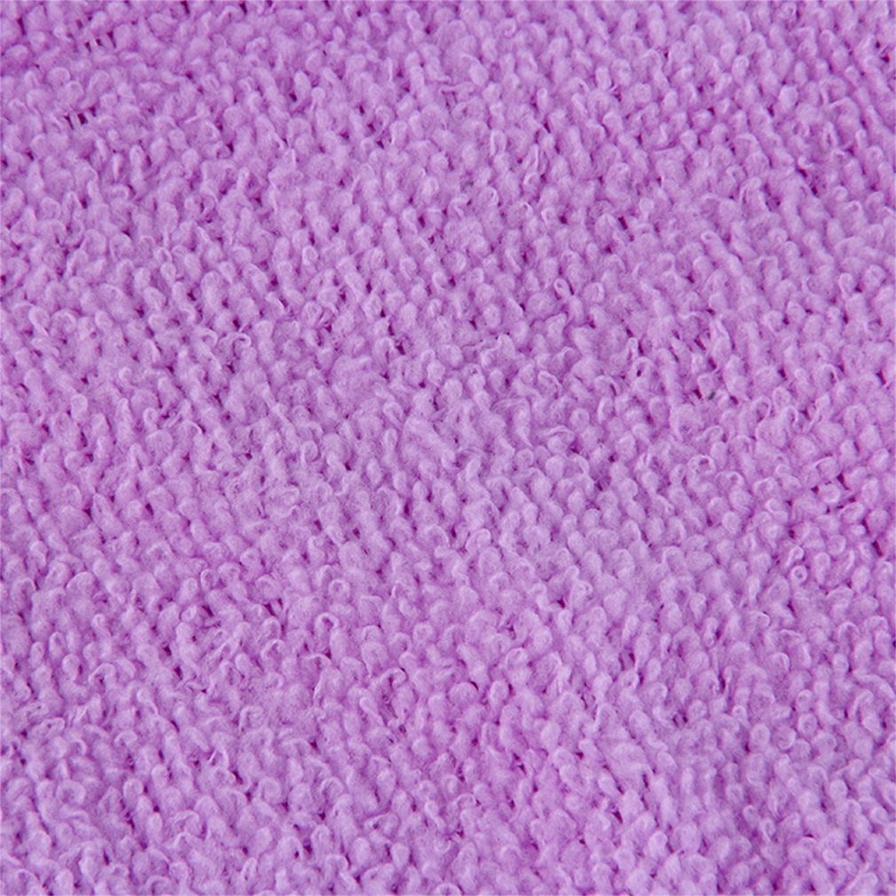 Уход за волосами Микроволокно после душа волосы сушки обертки полотенце быстро сухие волосы шляпа тюрбан (случайный цвет) (Фото 3)