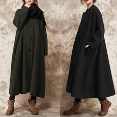 casual coat, Casual Hoodie, women coat, Cotton-padded clothes
