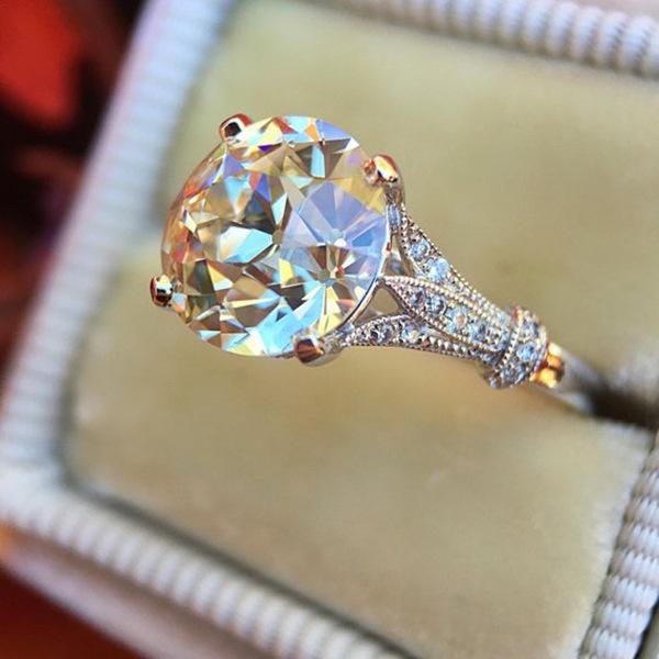 White Gold, 18k gold, wedding ring, Gifts