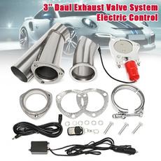 exhaust, catback, exhaustsystem, Electric