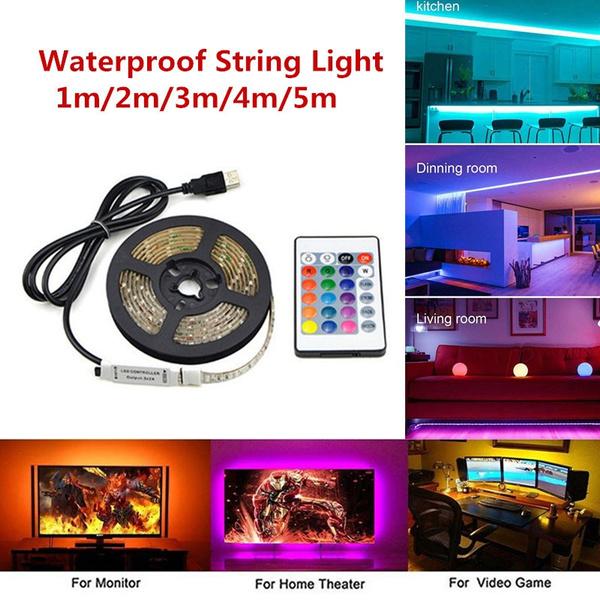 luzled, LED Strip, Remote Controls, usb