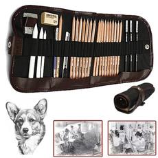 pencil, sketchpencilsset, Drawing & Painting Supplies, artsketchingpencil
