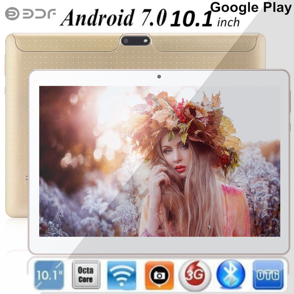 3G PC Tablet LESHP KT107 10 1 Inch For Android 6 0 2+16G Panel Computer