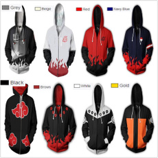 Fashion, Cosplay, pullover hoodie, Long Sleeve