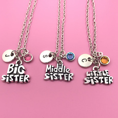 sister, Jewelry, Family, sisternecklace