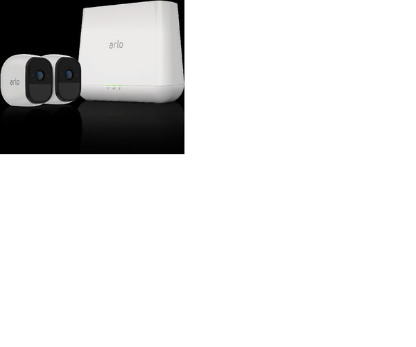 Arlo VMS4230-100NAS Pro Security Camera System with Siren 2 Rechargeable